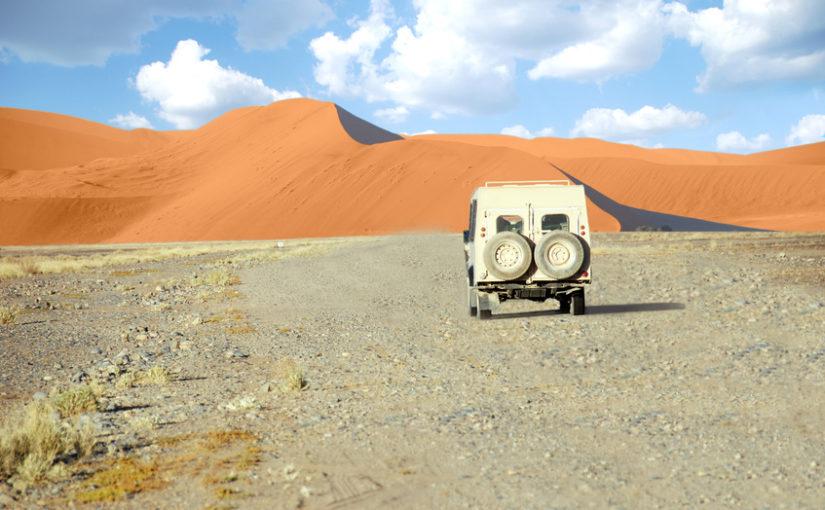 Pourquoi voyager en 4×4 à la découverte de la Namibie ? 3 bonnes raisons