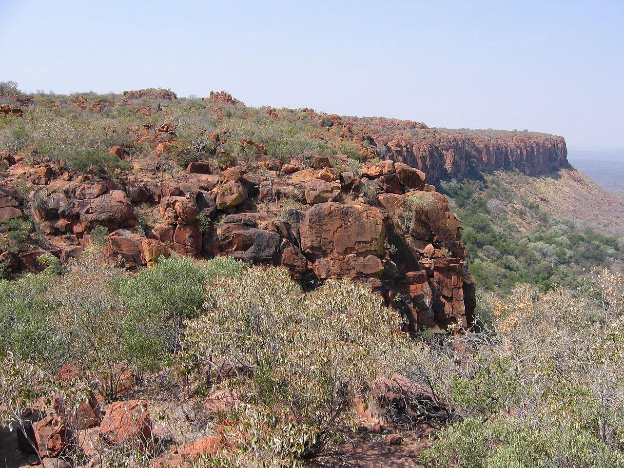 Parc national Waterberg en Namibie