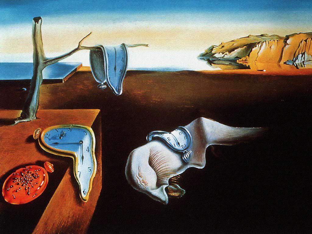 La persistance de la mémoire, Salvador Dali, 1931